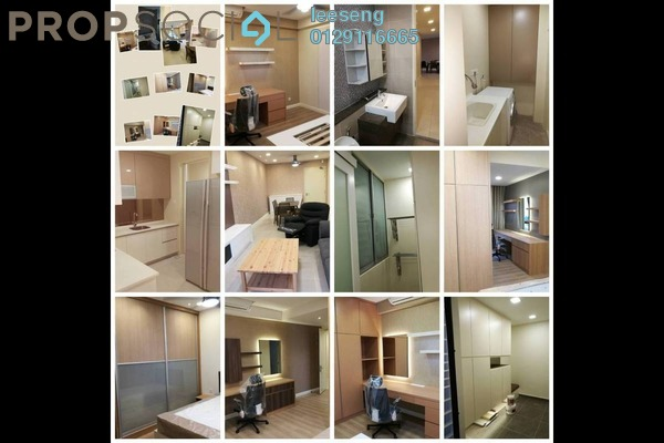 For Rent Condominium at Nova Saujana, Saujana Freehold Fully Furnished 3R/3B 3k