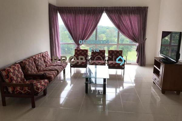 For Rent Condominium at I Residence, Kota Damansara Freehold Semi Furnished 3R/2B 2.6k