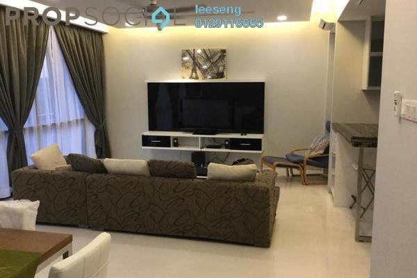 For Rent Condominium at Eve Suite, Ara Damansara Freehold Fully Furnished 2R/2B 4.4k