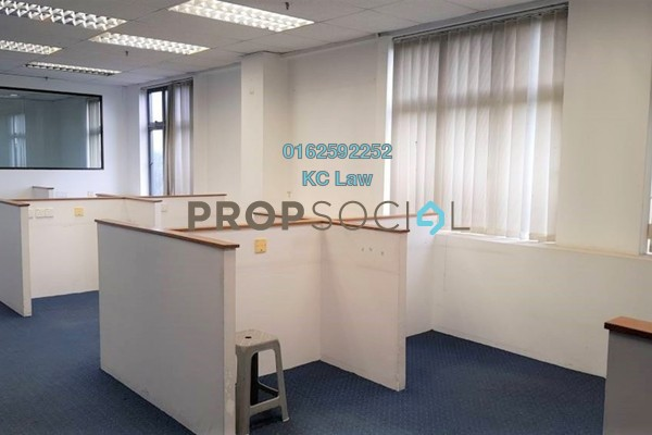 For Sale Office at Phileo Damansara 2, Petaling Jaya Freehold Unfurnished 0R/0B 1.24m