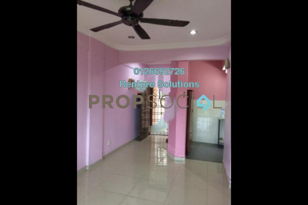 For Rent Apartment at Bandar Damai Perdana, Cheras South Freehold Semi Furnished 3R/2B 750translationmissing:en.pricing.unit