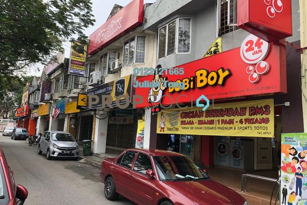 For Sale Shop at Taman Menjalara, Bandar Menjalara Freehold Unfurnished 0R/2B 1.5m