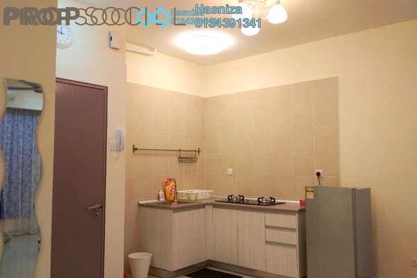 For Sale SoHo/Studio at Flexis @ One South, Seri Kembangan Freehold Semi Furnished 0R/1B 290k