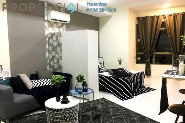 For Rent SoHo/Studio at Neo Damansara, Damansara Perdana Freehold Fully Furnished 0R/1B 1.8k