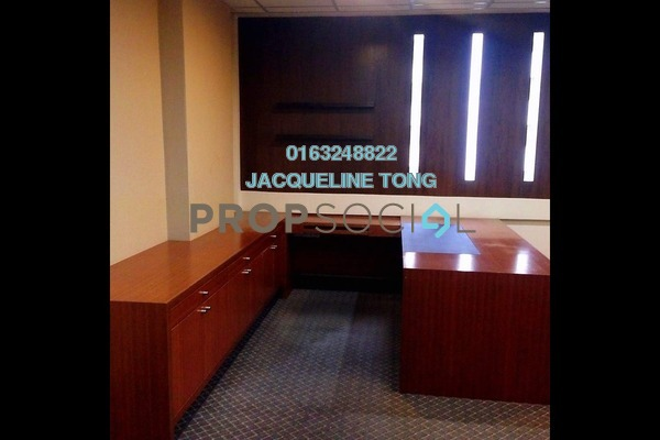 For Rent Office at Plaza Mont Kiara, Mont Kiara Freehold Fully Furnished 0R/0B 2.8k
