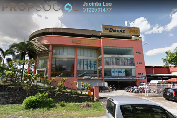 For Sale Factory at BP5, Bandar Bukit Puchong Freehold Unfurnished 10R/20B 10.5m