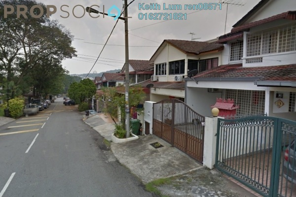 For Sale Terrace at Taman Murni, Cheras South Freehold Fully Furnished 4R/3B 1.38m