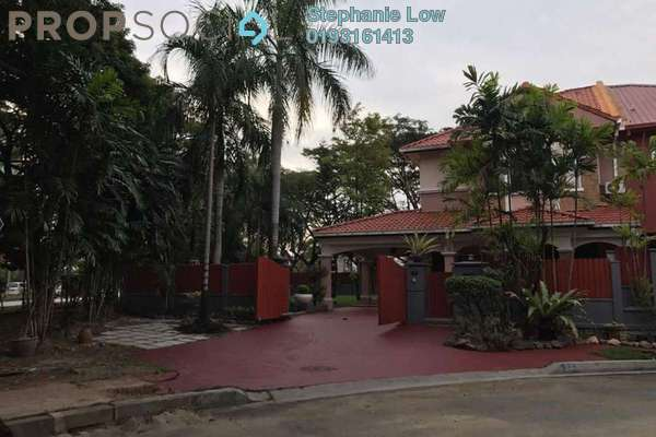 For Rent Semi-Detached at Ara Vista, Ara Damansara Freehold Semi Furnished 5R/5B 4.5k