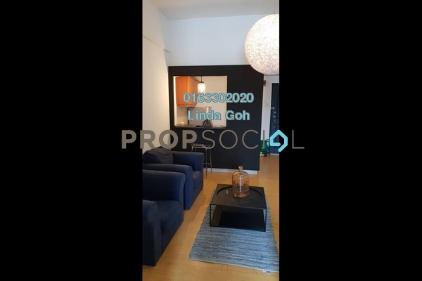 For Rent Condominium at Dorchester, Sri Hartamas Freehold Fully Furnished 0R/1B 1.7k