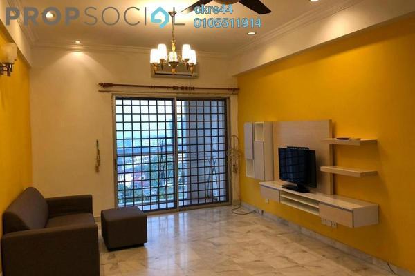 For Rent Condominium at Pandan Puteri, Pandan Indah Freehold Fully Furnished 3R/2B 1.7k