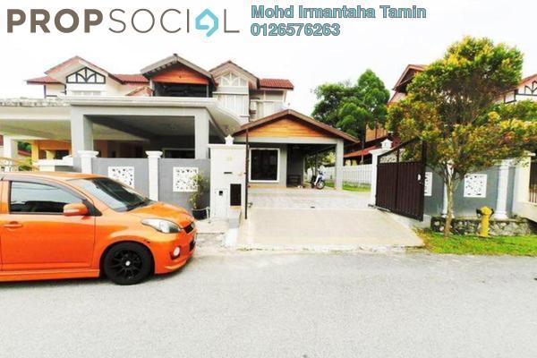For Sale Semi-Detached at Bandar Saujana Utama, Sungai Buloh Freehold Semi Furnished 7R/5B 800k