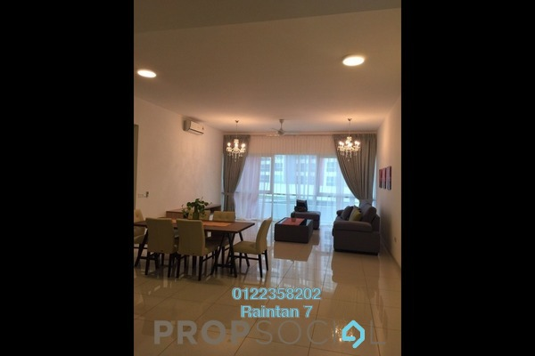 For Rent Condominium at Seringin Residences, Kuchai Lama Freehold Fully Furnished 3R/4B 3.7k