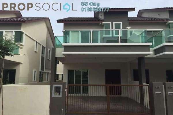 For Sale Terrace at Bandar Tasek Mutiara, Simpang Ampat Freehold Unfurnished 4R/4B 530k
