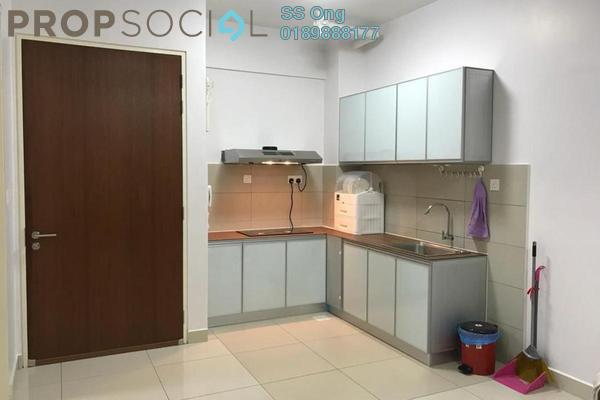For Rent Condominium at Woodsbury Suites, Butterworth Freehold Fully Furnished 2R/1B 1.6k