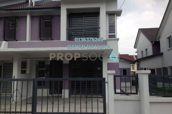 For Sale Semi-Detached at Sunway Alam Suria, Shah Alam Freehold Semi Furnished 4R/3B 450k
