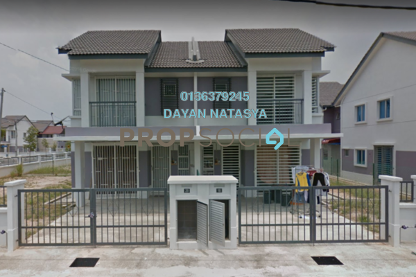 For Sale Semi-Detached at Sunway Alam Suria, Shah Alam Freehold Semi Furnished 4R/3B 430k