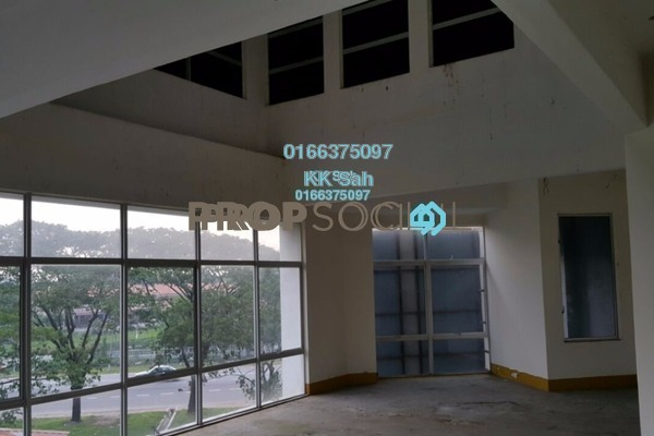 For Sale Shop at Kampung Jawa, Shah Alam Freehold Unfurnished 4R/6B 1.3m