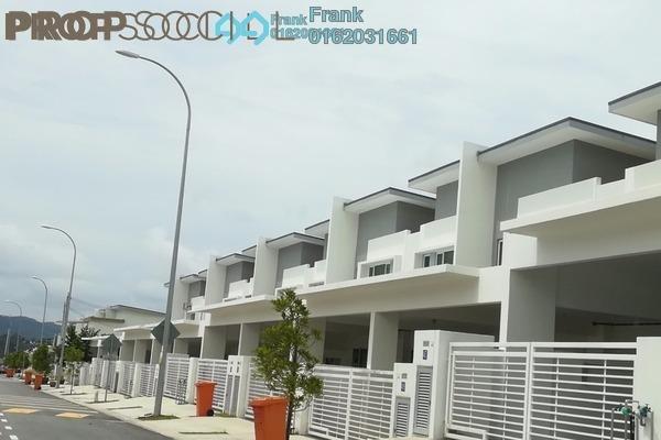 For Rent Terrace at Dextora, Bandar Sri Sendayan Freehold Unfurnished 4R/4B 1.65k
