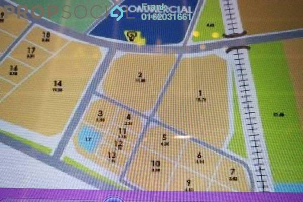 For Sale Land at SiLC, Iskandar Puteri (Nusajaya) Freehold Unfurnished 0R/0B 4.7m