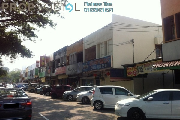 For Rent Shop at Taman Len Sen, Cheras Freehold Unfurnished 5R/2B 5.2k
