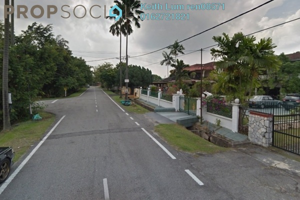For Sale Bungalow at Section 18, Petaling Jaya Freehold Semi Furnished 6R/6B 3.5m