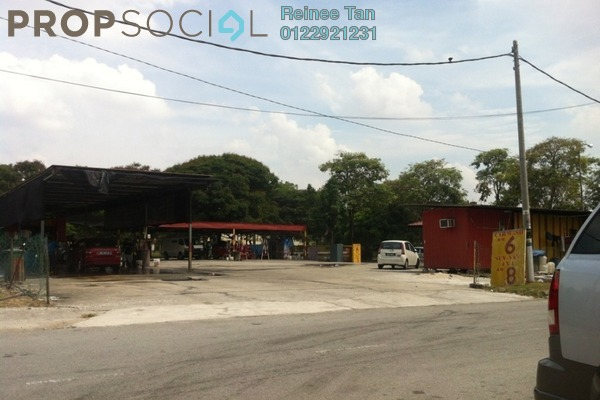 For Sale Land at Section 20, Shah Alam Freehold Unfurnished 0R/0B 5.5m