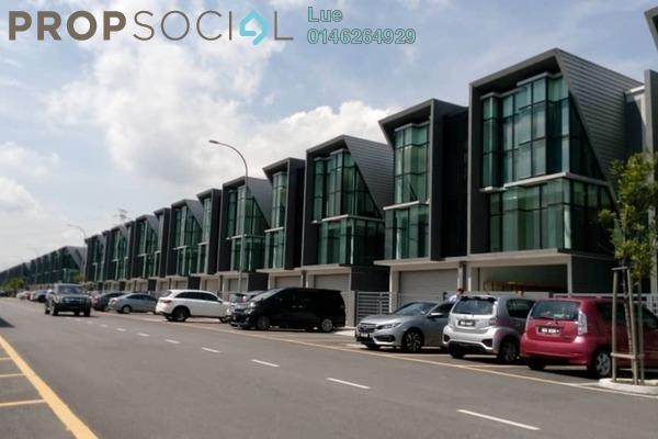 For Rent Factory at Nouvelle Industrial Park @ Meru, Klang Freehold Unfurnished 0R/0B 5k