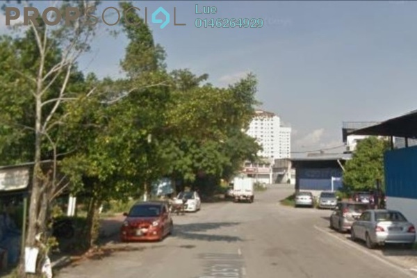 For Rent Land at Kawasan Perindustrian Sungai Rasau, Klang Freehold Unfurnished 0R/0B 17k