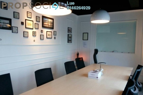 For Sale Office at Prima Avenue, Kelana Jaya Freehold Fully Furnished 0R/0B 1.05m