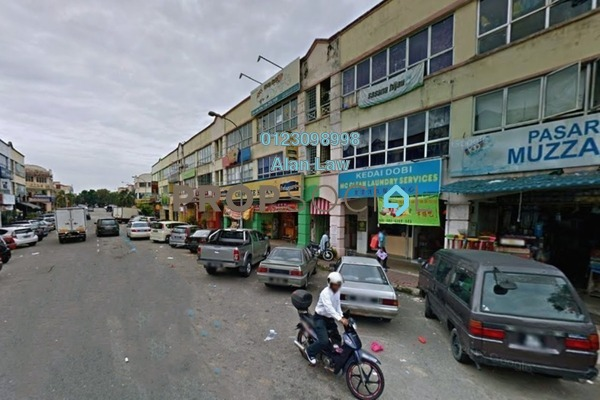 For Rent Office at Bandar Damai Perdana, Cheras South Freehold Unfurnished 0R/0B 1.6k
