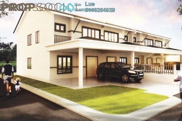 For Sale Terrace at Taman Sri Pelabuhan, Klang Freehold Unfurnished 4R/3B 610k