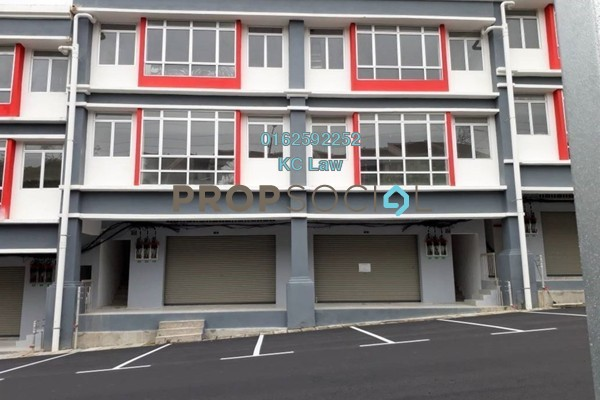 For Sale Shop at Salak Perdana Business Park, Bandar Baru Salak Tinggi Freehold Unfurnished 0R/0B 800k