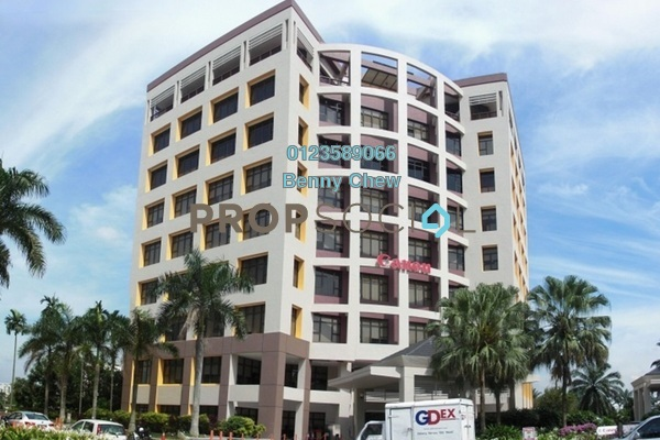 For Rent Office at Peremba Square, Saujana Freehold Semi Furnished 0R/0B 15.2k