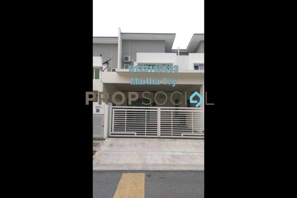 For Rent Terrace at Dextora, Bandar Sri Sendayan Freehold Fully Furnished 4R/4B 1.6k