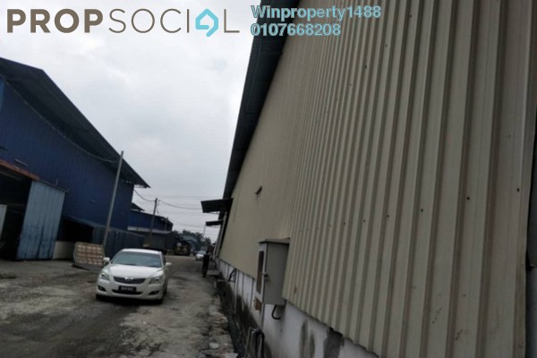 For Rent Factory at Jalan Meru Selekoh, Taman Desa Freehold Unfurnished 0R/0B 30k