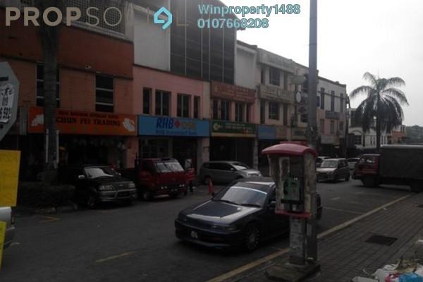 For Rent Shop at Bandar Baru Uda, Johor Bahru Freehold Unfurnished 0R/0B 16.5k