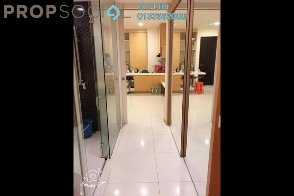 For Sale Condominium at Pertama Residency, Cheras Freehold Fully Furnished 0R/1B 355k