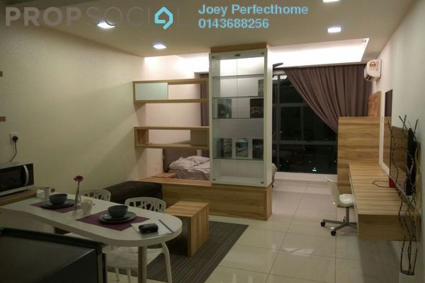 For Sale Condominium at Zeva, Bandar Putra Permai Freehold Fully Furnished 1R/1B 279k