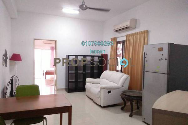 For Rent Serviced Residence at Windsor Tower, Sri Hartamas Freehold Fully Furnished 1R/1B 1.85k