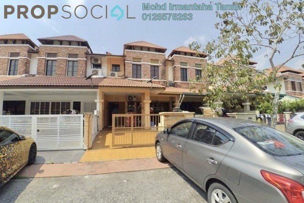 For Sale Terrace at Bandar Nusaputra, Puchong Freehold Fully Furnished 4R/3B 565k