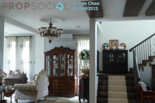 For Sale Bungalow at Lavender Heights, Senawang Freehold Semi Furnished 5R/5B 1.37m