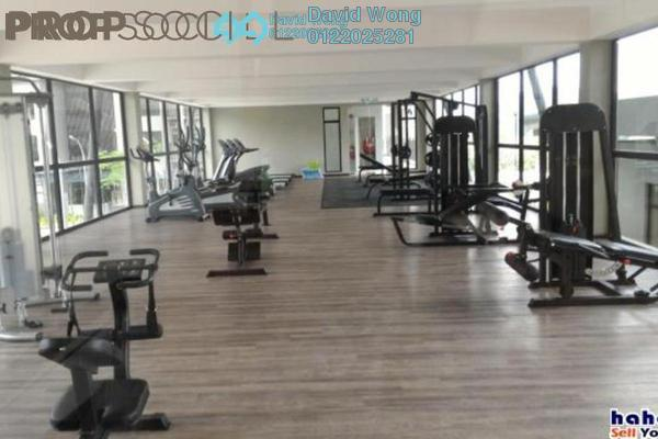 For Sale Condominium at Hyve, Cyberjaya Freehold Fully Furnished 1R/1B 350k