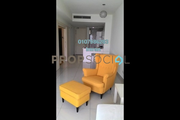 For Rent Serviced Residence at Solaris Dutamas, Dutamas Freehold Fully Furnished 1R/1B 2.8k