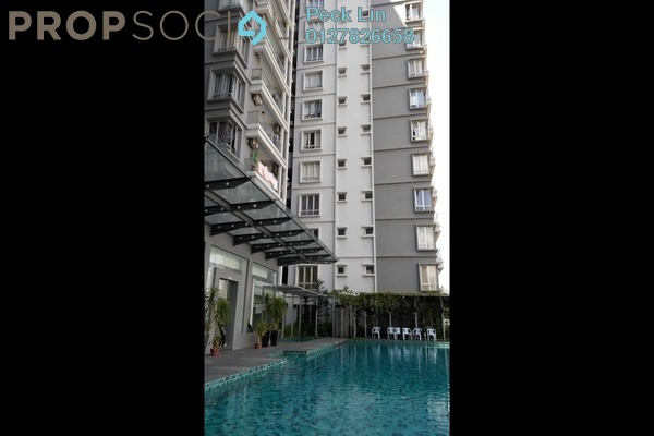 For Rent Condominium at Green Terrain, Cheras South Freehold Semi Furnished 4R/3B 1.6k