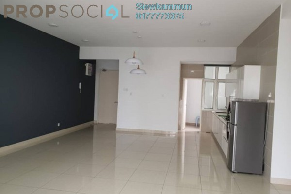 For Rent Condominium at Damansara Foresta, Bandar Sri Damansara Freehold Semi Furnished 4R/3B 2.1k