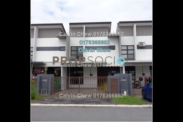 For Sale Terrace at Saujana Rawang, Rawang Freehold Unfurnished 4R/3B 374k