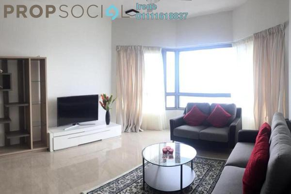 For Rent Condominium at The Sentral Residences, KL Sentral Freehold Fully Furnished 2R/2B 5.5k