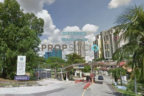 For Sale Terrace at Taman Wawasan, Pusat Bandar Puchong Freehold Semi Furnished 4R/3B 695k