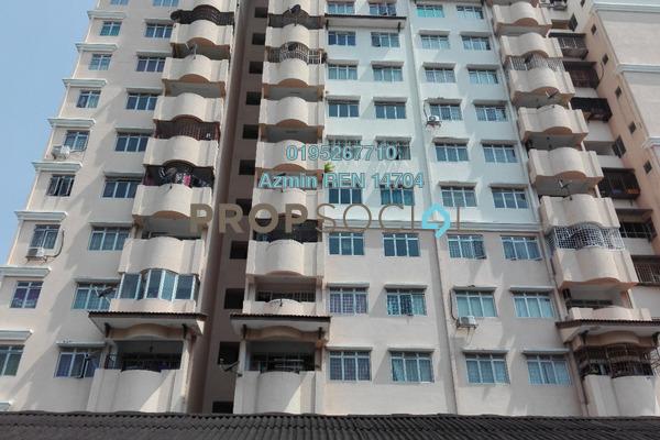 For Sale Apartment at Vista Seri Putra, Bandar Seri Putra Freehold Unfurnished 3R/2B 285k