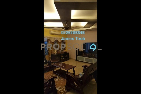 For Sale Terrace at Taman Sejahtera, Klang Freehold Semi Furnished 4R/3B 549k
